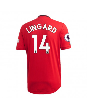 Manchester United Home LINGARD Soccer Jersey 2019-20