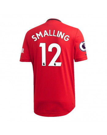 Manchester United Home SMALLING Soccer Jersey 2019-20