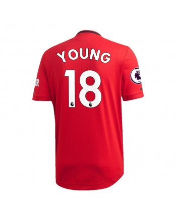 Manchester United Home YOUNG Soccer Jersey 2019-20