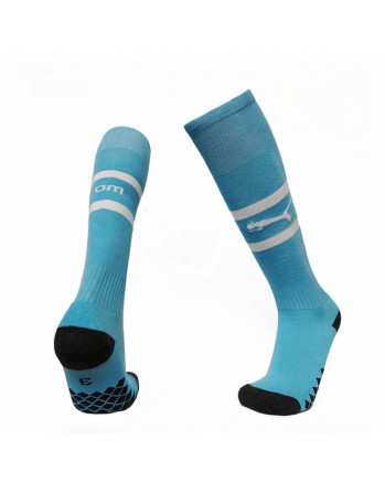 Marseille Away Soccer Socks 2019-20