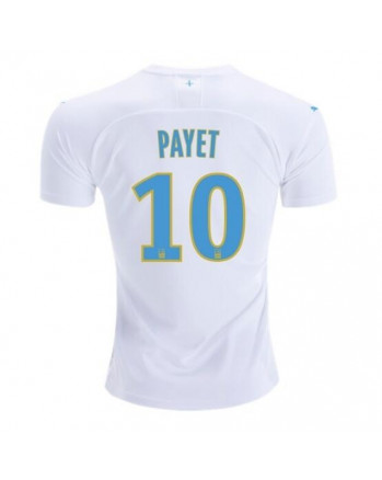 Marseille Home PAYET Soccer Jersey 2019-20