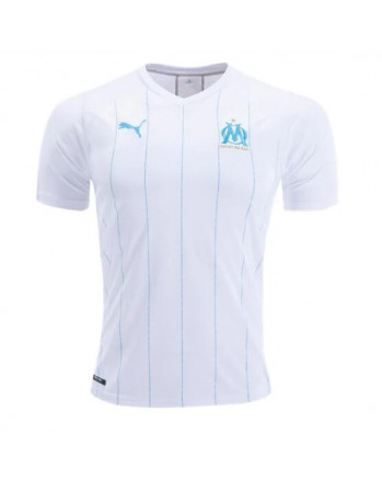 Marseille Home Soccer Jersey 2019-20