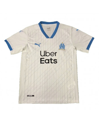 Marseille Home Soccer Jersey 2020-21
