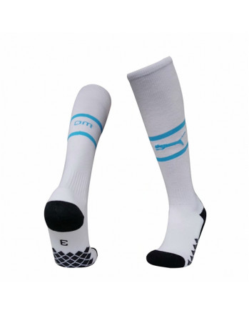 Marseille Home Soccer Socks 2019-20