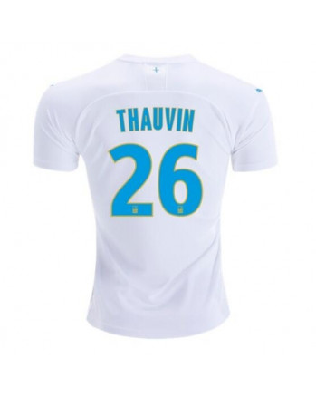 Marseille Home THAUVIN Soccer Jersey 2019-20