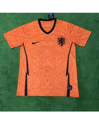 Netherlands Home Soccer Jersey 2020