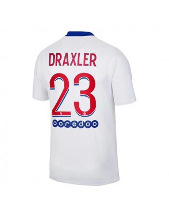 Paris SG Away DRAXLER Soccer Jersey 2020-21