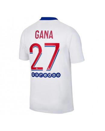 Paris SG Away GANA Soccer Jersey 2020-21