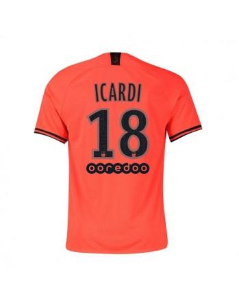 Paris SG Away ICARDI Soccer Jersey 2019-20