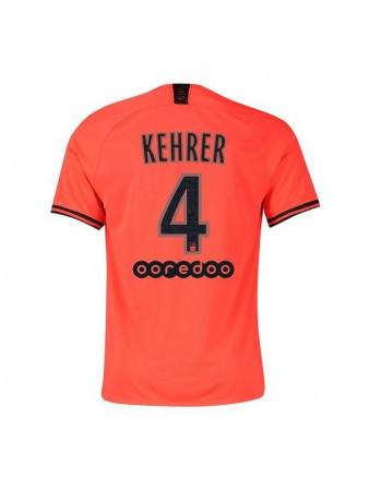 Paris SG Away KEHRER Soccer Jersey 2019-20