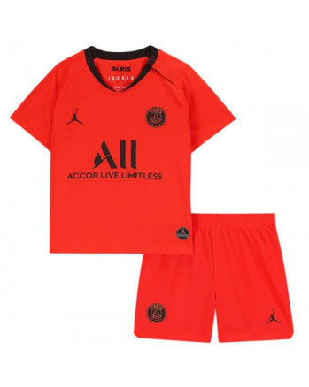 Paris SG Away Kids Soccer Kit 2019-20
