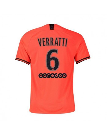 Paris SG Away VERRATTI Soccer Jersey 2019-20