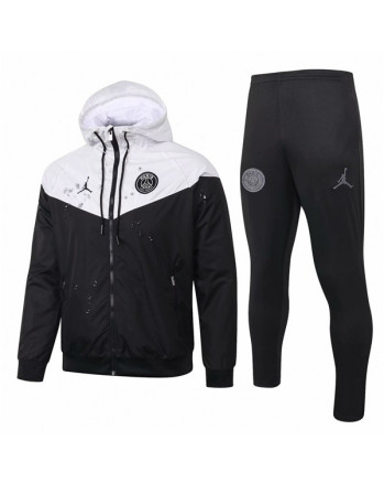 Jordan Paris SG Black&White Training Tracksuit 2019-20