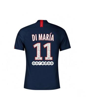 Paris SG Home DI MARIA Soccer Jersey 2019-20