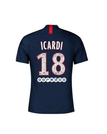 Paris SG Home ICARDI Soccer Jersey 2019-20