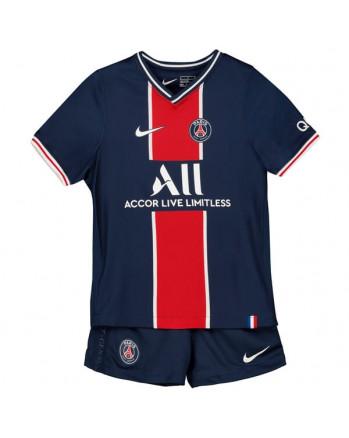 Paris SG Home Kids Soccer Kit 2020-21
