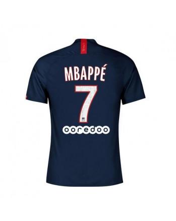 Paris SG Home MBAPPE Soccer Jersey 2019-20