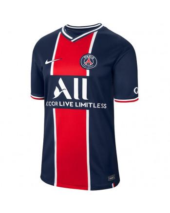 Paris SG Home Soccer Jersey 2020-21