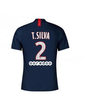 Paris SG Home T. SILVA Soccer Jersey 2019-20