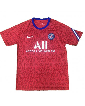 Paris SG Training Soccer Jersey 2020-21