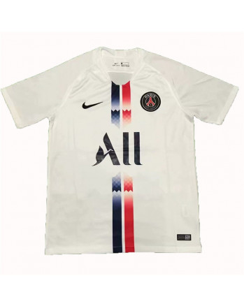 Paris SG White Soccer Jersey 2019-20