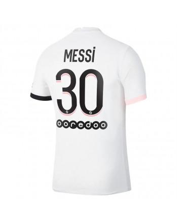 Paris SG Away MESSI Soccer Jersey 2021-22