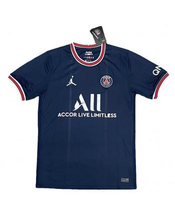 Paris SG Home Soccer Jersey 2021-22