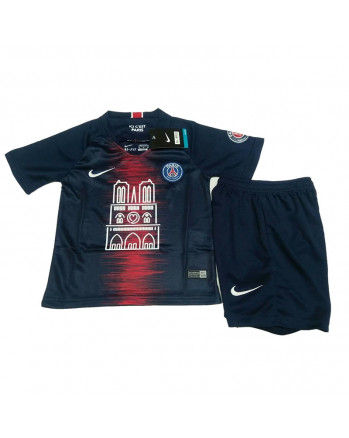 PSG Home Kids Soccer Kit 2019-20