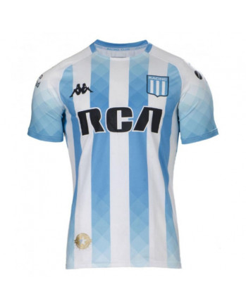 Racing Home Soccer Jersey 2019-20