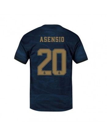 Real Madrid Away ASENSIO Soccer Jersey 2019-20