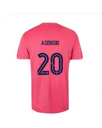 Real Madrid Away ASENSIO Soccer Jersey 2020-21