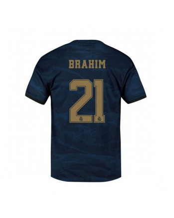 Real Madrid Away BRAHIM Soccer Jersey 2019-20