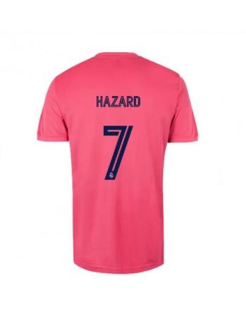 Real Madrid Away HAZARD Soccer Jersey 2020-21
