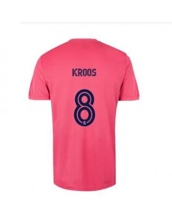 Real Madrid Away KROOS Soccer Jersey 2020-21