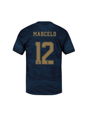 Real Madrid Away MARCELO Soccer Jersey 2019-20