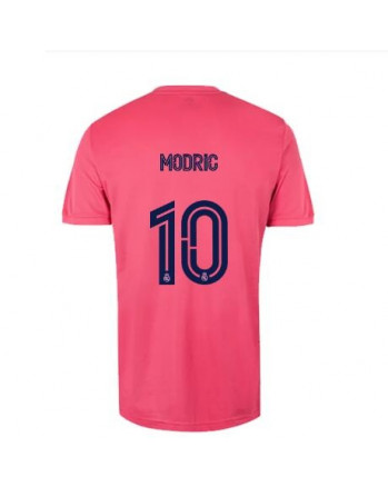 Real Madrid Away MODRIC Soccer Jersey 2020-21
