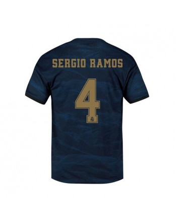 Real Madrid Away SERGIO RAMOS Soccer Jersey 2019-20