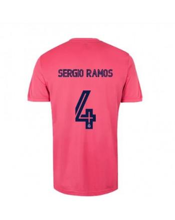 Real Madrid Away SERGIO RAMOS Soccer Jersey 2020-21