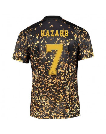 Real Madrid EA Sports HAZARD Soccer Jersey 2019-20