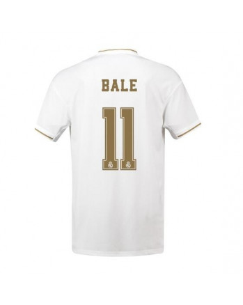 Real Madrid Home BALE Soccer Jersey 2019-20
