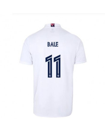 Real Madrid Home BALE Soccer Jersey 2020-21