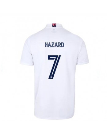 Real Madrid Home HAZARD Soccer Jersey 2020-21
