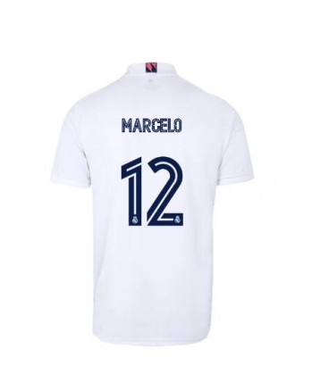 Real Madrid Home MARCELO Soccer Jersey 2020-21