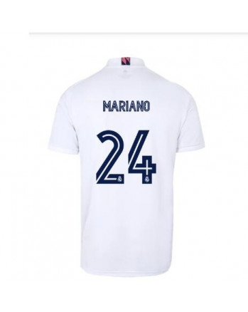 Real Madrid Home MARIANO Soccer Jersey 2020-21