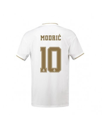Real Madrid Home MODRIC Soccer Jersey 2019-20