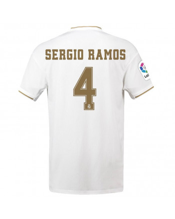 Real Madrid Home SERGIO RAMOS Soccer Jersey 2019-20
