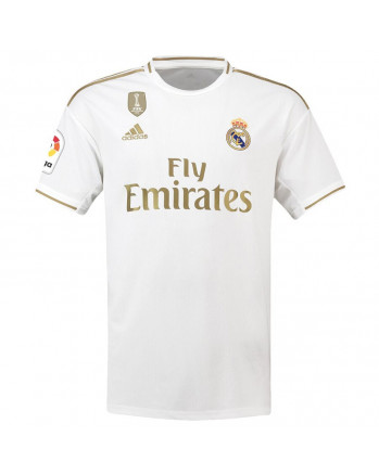 Real Madrid Home Soccer Jersey 2019-20