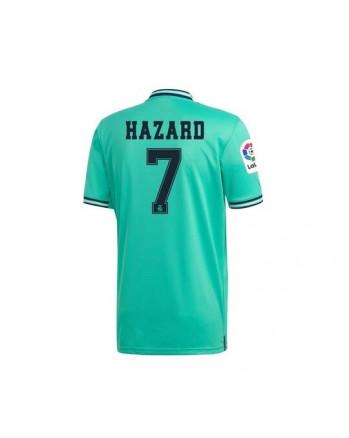 Real Madrid Third Away HAZARD Soccer Jersey 2019-20