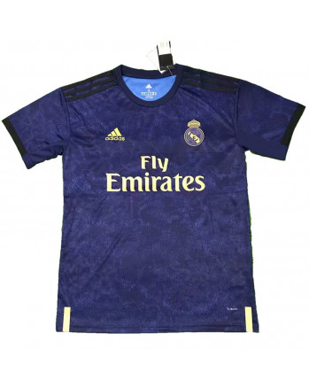 Real Madrid Third Away Soccer Jersey 2019-20