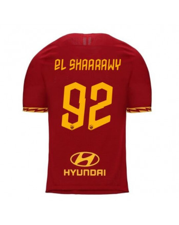 Roma Home EL SHAARAWY Soccer Jersey 2019-20